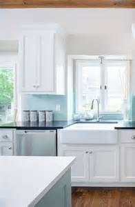 blue kitchen backsplash blue design ideas