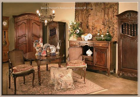 Country French Antiques  Timeless Provincial Charm