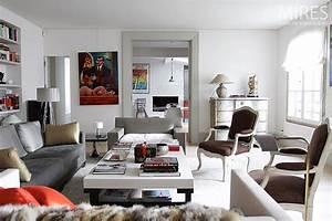 Deco Sejour Moderne : d coration salon sejour moderne ~ Teatrodelosmanantiales.com Idées de Décoration