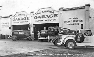 Garage Route 66 : california route 66 cucamonga service station restored the old motor ~ Medecine-chirurgie-esthetiques.com Avis de Voitures