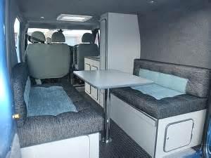ford transit camper conversion kit car interior design - Ford Transit Connect Interior Camper