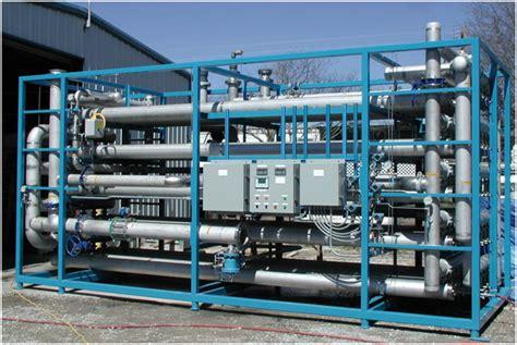 Reverse Osmosis Desalination Technology (ro)