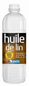 Huile De Lin Bois : huile de lin 1 l onyx articles quincaillerie ~ Dailycaller-alerts.com Idées de Décoration