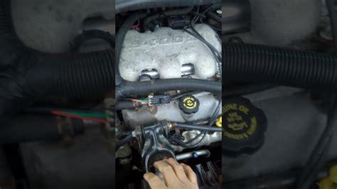 chevrolet venture  arranca cables danados motor de