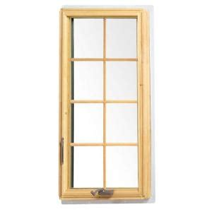 interior windows home depot andersen 24 125 in x 48 in white 400 series casement wood window with white exterior and