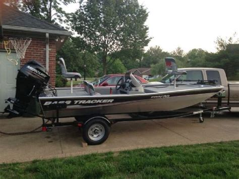 Bass Tracker Boat Models by 17 2013 Bass Tracker Pro 170 Bass Boat For Sale In