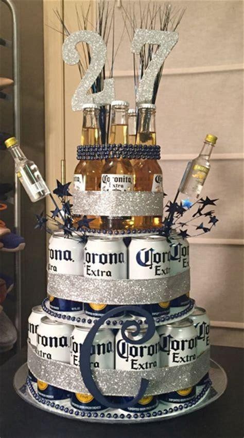 variedad de decoraciones para hombres de cumpleaños