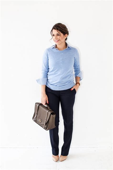What to Wear for a Job Interview Business Casual #career #theeverygirl   The Everygirl WORKS ...