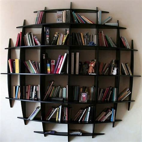 20 Creative Bookshelf Designs  Decor Units