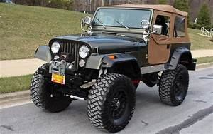 1978 Jeep Cj7 4x4 For Sale  83946