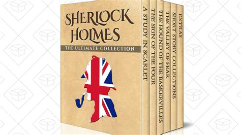 holmes sherlock kindle ultimate edition copy dageeks version sleuth fans yes super read right