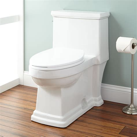 browning siphonic elongated  piece toilet bathroom