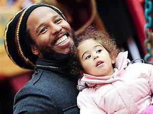 Ziggy and Judah Marley Participate in Parade – Moms ...