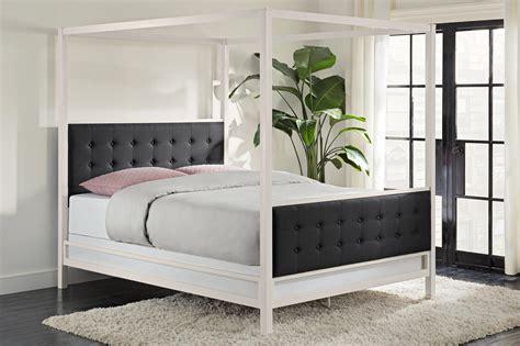 Soho Modern Canopy Bed