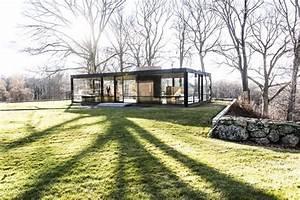 A morada de vidro de Philip Johnson - Casa Vogue Casas