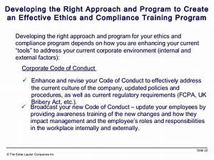 [806] Developing & Implementing An Effective Ethics ...