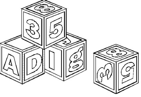 disegni da colorare oggetti oggetti 8 disegni per bambini da colorare