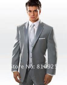 cheap mens suits for weddings wedding groom tuxedos gray suits design custom made suit for in dinner 3 suits