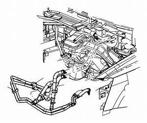 Chrysler Town  U0026 Country Used For  Hose And Tube  Used For  Heater Supply And Return