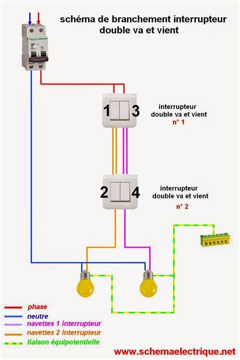 schema electrique interrupteur le 28 images comment