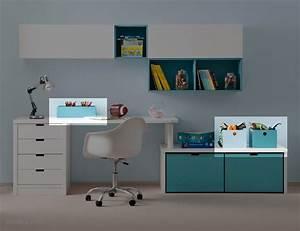 Bureau Ado Fille : meuble ikea chambre ado decoration d 39 interieur idee ~ Melissatoandfro.com Idées de Décoration