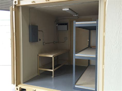 Barber Shop Room Ideas by Creative Uses Container Technology Inc