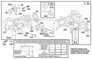 Briggs And Stratton Throttle Linkage Diagram 3hp