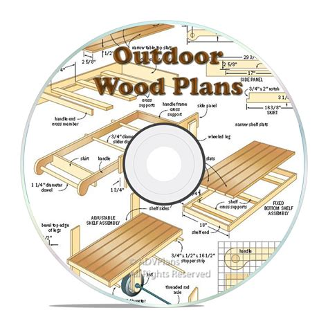 outdoor garden wood plan shed arbor barn doghouse