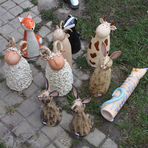 keramik kunst für den garten kunst im garten nachschau wagram kreativ
