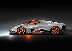 Lamborghini unveils Egoista Concept for selfish supercar ...