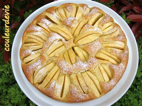 le si鑒e de gâteau aux pommes au thermomix ou pas couleurdevie