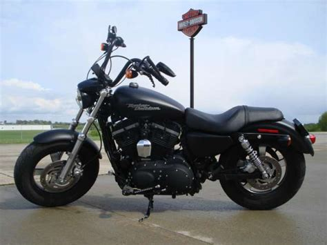 Harley Davidson Iron 1200 Hd Photo by Used 2012 Harley Davidson Sportster 174 1200 Custom