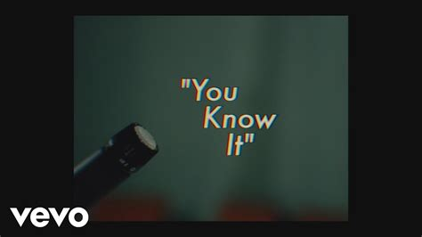 Colony House - You Know It - YouTube