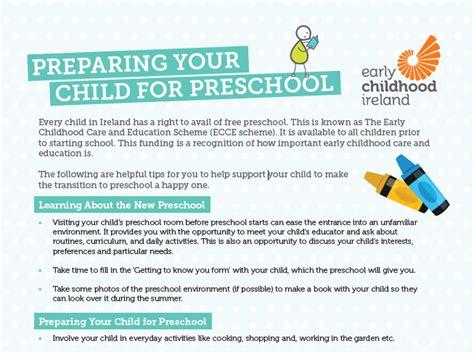 preparing your child for preschool rathfarnham day care 866   Preparing for Preschool