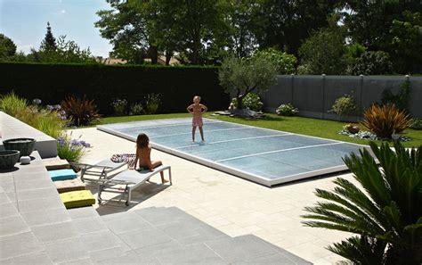 abri de piscine poolabri abri piscine plat relevable