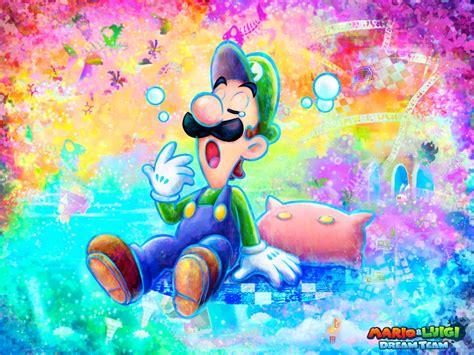 Kaos Mario Bros Mario Artworks 15 image mario and luigi team custom wallpaper by
