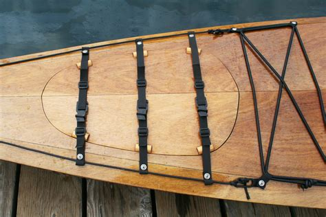 kayak deck rigging patterns pinguino 145 and 145 4pd small boats monthly