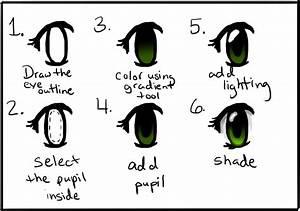 Cute Easy Anime Eyes | www.imgkid.com - The Image Kid Has It!