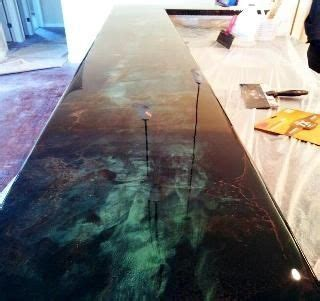 Epoxy floor, Epoxy and Diy countertops on Pinterest