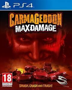 Carmageddon Max Damage Trophies
