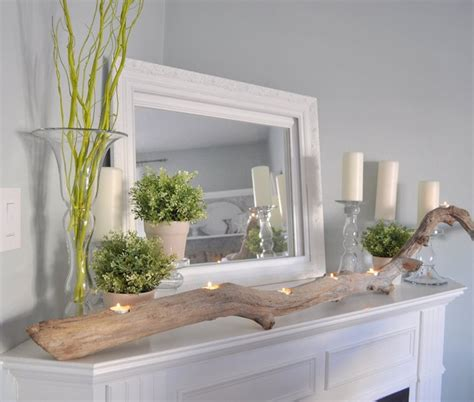 Birch Fireplace Logs by Diy Driftwood Decor Ideas For A Sea Inspired Home Decor