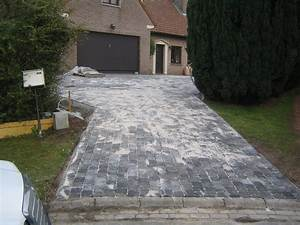 Allee De Garage A Moindre Cout : all e de garage discoverconstruction ~ Dailycaller-alerts.com Idées de Décoration