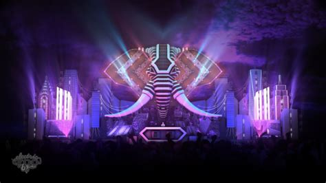 video electric zoo festival reveals city centric stage
