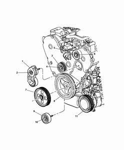 Wiring Diagram  35 2005 Chrysler Pacifica Belt Diagram