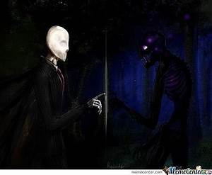 The story of the Enderman and the Slenderman. Minecraft Blog