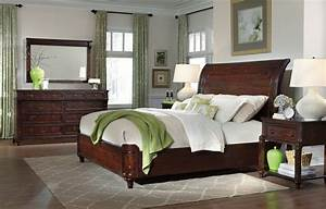 the charleston place sleigh bedroom collection With bedroom furniture charleston sc