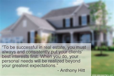 Real Estate Inspirational Quotes. Quotesgram