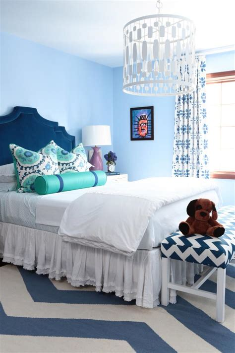 cool colorful girls room  hgtv