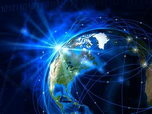 SpaceX plans worldwide satellite Internet with low latency ...  Internet
