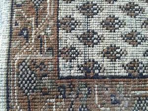 Teppich Läufer Beige : antiker teppich l ufer beige ca 40cmx 66cm mit fransen rauten schwarz braun ~ Orissabook.com Haus und Dekorationen